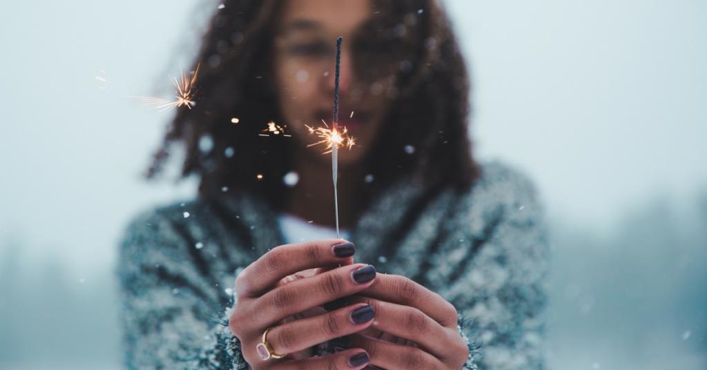 Nytt år, nye muligheter og nye nyttårsforsett